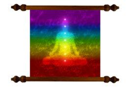 Tablou TANKA Chakra Colors