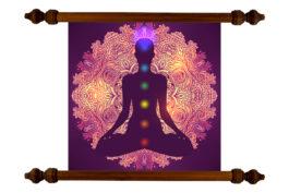 Tablou TANKA Chakra Mandala