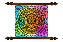 Tablou TANKA Mandala Love Attraction