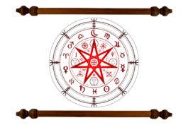 Tablou TANKA Horoscope #2