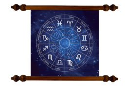 Tablou TANKA Horoscope #3