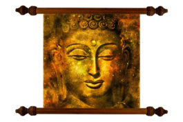 Tablou TANKA Mystic Buddha