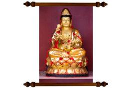 Tablou TANKA Prince Buddha