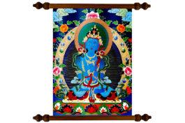 Tablou TANKA Tree Buddha