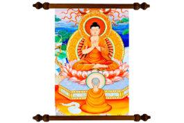 Tablou TANKA Peaceful Buddha