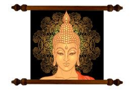Tablou TANKA Calm Buddha