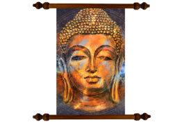 Tablou TANKA Cosmos Buddha
