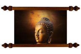 Tablou TANKA Liberty buddha
