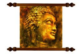 Tablou TANKA Deraming Buddha